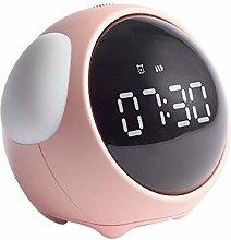 Kaxofang Pixel Alarm Clock Multifunctional Student