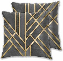 Kay Sam Art Deco Geometry Daily Decoration Sofa