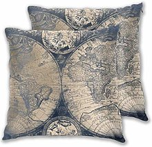 Kay Sam Cushion Covers Pack of 2 Throw Pillow