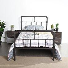 Kaye Single (3') Bed Frame Williston Forge