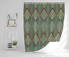 Kaylan Polyester Shower Curtain Set Canora Grey