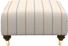 Kayo Footstool Marlow Home Co. Upholstery Colour: