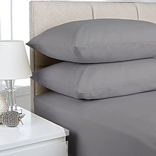 "KB Textile Fitted sheet 10""/25CM 100% Egyptian"