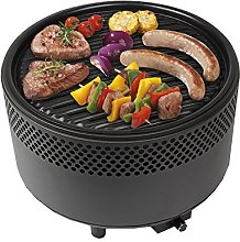 Kbabe Portable BBQ with Fan for Fast Heat Outdoor