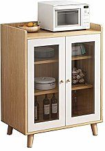 KCCCC Sideboard Cabinet Sideboard Serving Buffet