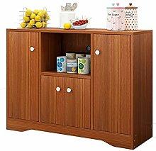KCCCC Sideboard Cabinet Wood Sideboard Buffet