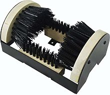 KCT Work Boot Cleaner Heavy Duty Bristles Scrubber