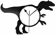 KDBWYC Dragon vinyl wall clock unique gift for