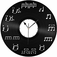 KDBWYC Remember basic clock vinyl wall clock gift