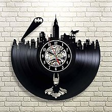 KDBWYC Rock music wall clock modern design wall
