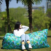 KDKDA Outdoor lazy inflatable sofa bag air