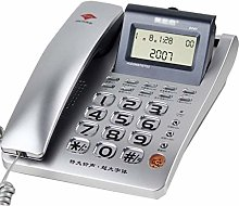 KDMB Big Button Corded Telephone Desk/Wall Mounted