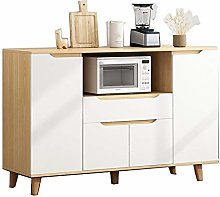 KDOAE Side Cabinet Accent Storage Cabinet with