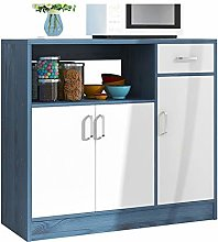KDOAE Side Cabinet Buffet Cabinet Kitchen Table