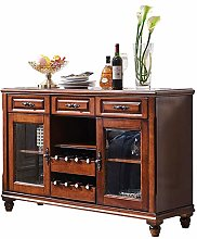 KDOAE Side Cabinet Buffet Server Sideboard Console