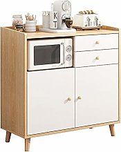 KDOAE Side Cabinet Buffet Sideboard Kitchen Dining