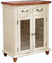 KDOAE Side Cabinet Buffet Sideboard,Kitchen