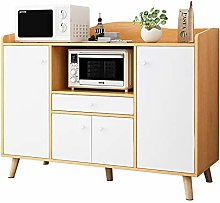 KDOAE Side Cabinet Buffet Sideboard Serving