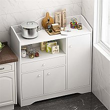 KDOAE Side Cabinet Kitchen Buffet Storage Cabinet