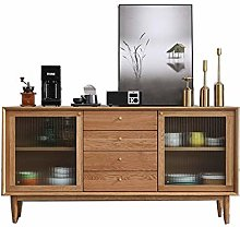 KDOAE Side Cabinet Sideboard Cabinet Kitchen