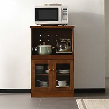 KDOAE Side Cabinet Storage Cabinet Bookcase with
