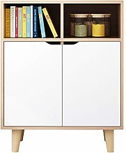 KDOAE Side Cabinet Storage Cabinet with Doors