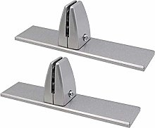 KEANCH 2PCS Screen Partition Clip, Desk Partition