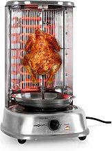 Kebab Master Vertical Grill 1800W Stainless Steel