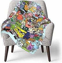 keben baby blanket Cartoon Blanket Unisex Wrap