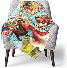 keben baby blanket Elena of Blanket Avalor Baby
