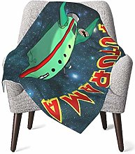 keben baby blanket Futurama Bender Newborn Baby