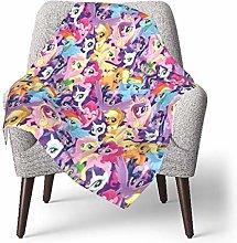keben baby blanket My Little Blanket Pony Baby
