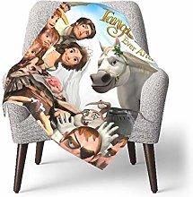 keben baby blanket Tangled Baby Blanket Unisex