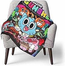 keben baby blanket The Amazing World of Gumball