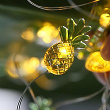 KEEDA 30LED Pineapple Fruit Copper Wire Fairy