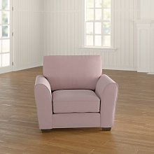 Keene Armchair ClassicLiving Upholstery: Lilac