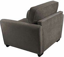 Keene Armchair ClassicLiving Upholstery: Pewter