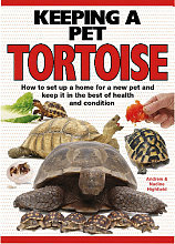 Keeping A Pet Tortoise Book (One Size)