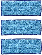 KEEPOW 3 Pack Washable Wet Mopping Pads for iRobot
