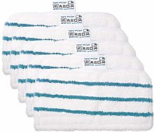 KEEPOW 5 Pack Microfibre Replacement Cleaning Pads