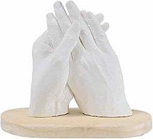 Keepsake Hands Casting Kit Large | DIY Plaster