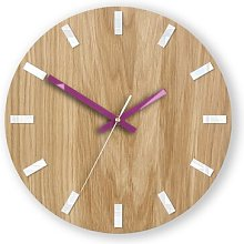 Kegan 33cm Analogue Wall Clock Zipcode Design