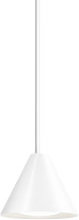 Keglen LED Pendant - / Ø 17.5 cm - Aluminium by
