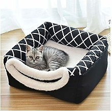KEHUITONG PSWK Pet Bed For Cats Dogs Soft Nest,