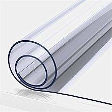 KEHUITONG PSWK PVC Table Carpet Transparent D'