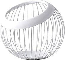 Kehyes Fruit Basket Metal Wire Countertop Storage