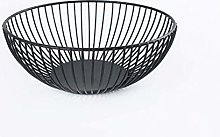 KEKEYANG Bowls Nordic Iron Storage Basket Fruit