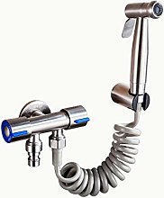 KEKEYANG Sprayer Handheld Bidet Spray Kit - 304