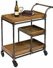 KEKEYANG Storage Hotel Wine Trolley Restaurant