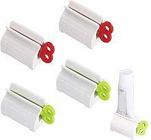 Keleily Toothpaste Squeezer Dispenser Plastic